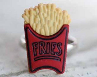 Fries Adjustable Ring