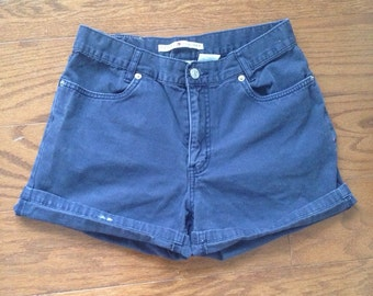 High Waisted Denim Shorts Tumblr Hipster
