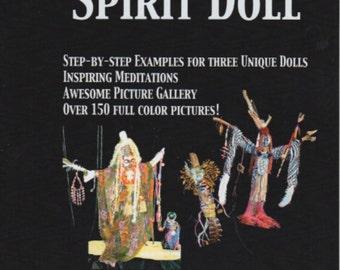 Spirit Doll Tutorial, Bohemian Art Dolls, Art Doll, Create Spirit Dolls, GoddessDoll, Baba Yaga Doll, Crone Doll, Nature Doll, Boho Doll