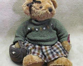 "Lady Shelby"" Bear by Russ Berrie"