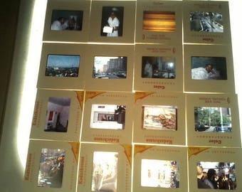 Vintage slides   35mm images-- 100 misc. scenes Sale