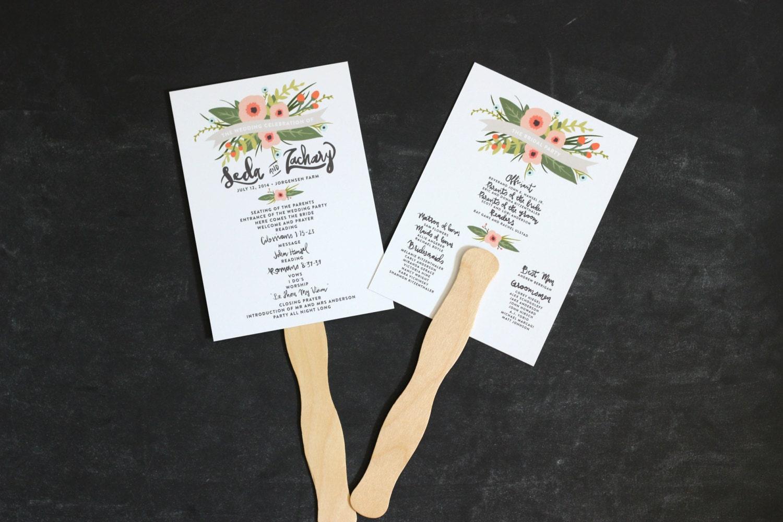 Ungewöhnlich Hochzeitsprogramm Fans Vorlage Ideen - Entry Level ...