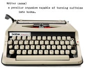 Retro Typewriter, Vintage...