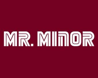 Phish Harry Hood Mr (Robot) Minor White   Men's