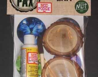 DIY Kit- MakerPAX- Coasters