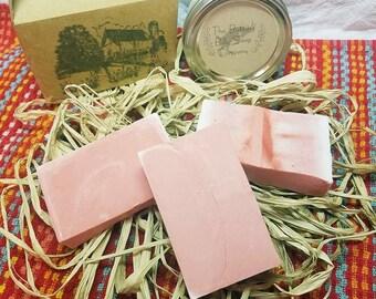 Sandalwood Goat Milk Soap