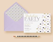 Grad Party Invitations, G...