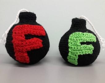 Crochet f-bomb