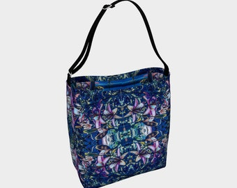 Tiger Lilies at Night Day Tote