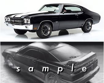 Chevy Chevelle Soaps - 2 Pack