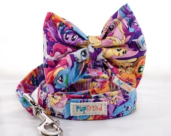 My Little Pony Dog Leash//My Little Pony Dog Bow Tie//My Little Pony Dog Lead//My Little Pony Dog Leash//My Little Pony Dog Bowtie//