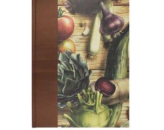 Recipe Book Harvest
