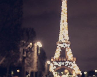 Paris Lights - Made to order fine art photography
