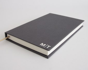 Personalised Stationery - Journal / Notebook - Gift Idea for Her / Him - Elegant Gift