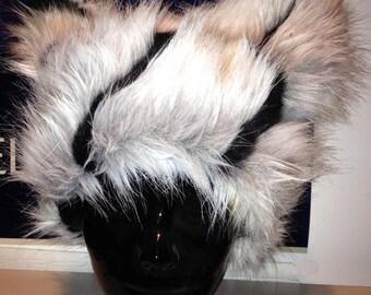 Unisex - Fake Fur Fur Hat by Luv Warrior