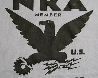 NRA SHIRT - für die Wirtschaftskrise