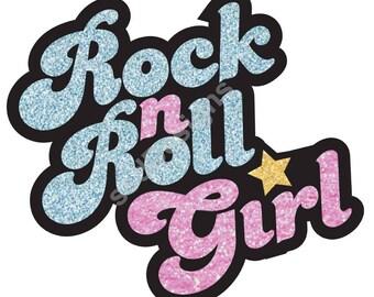 Rock n' Roll Girl !!Digital Download!!