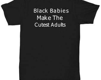 Black Baby T-Shirt