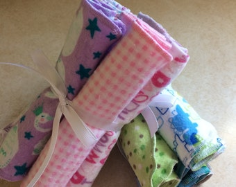 2-Ply Cloth Wipes