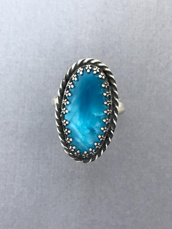 Victoria stone ring
