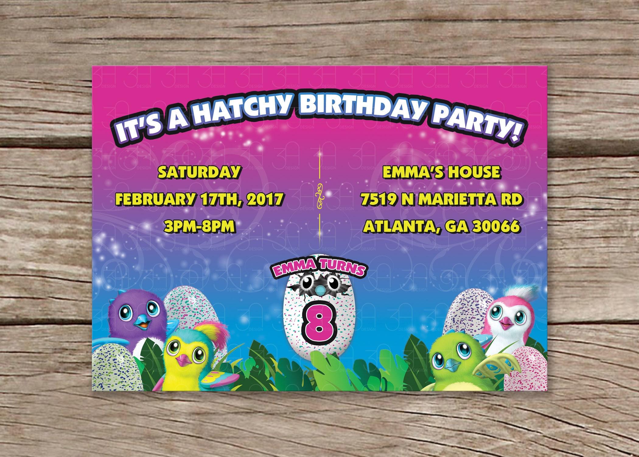 Printable birthday invitation evite digital file zoom kristyandbryce Images