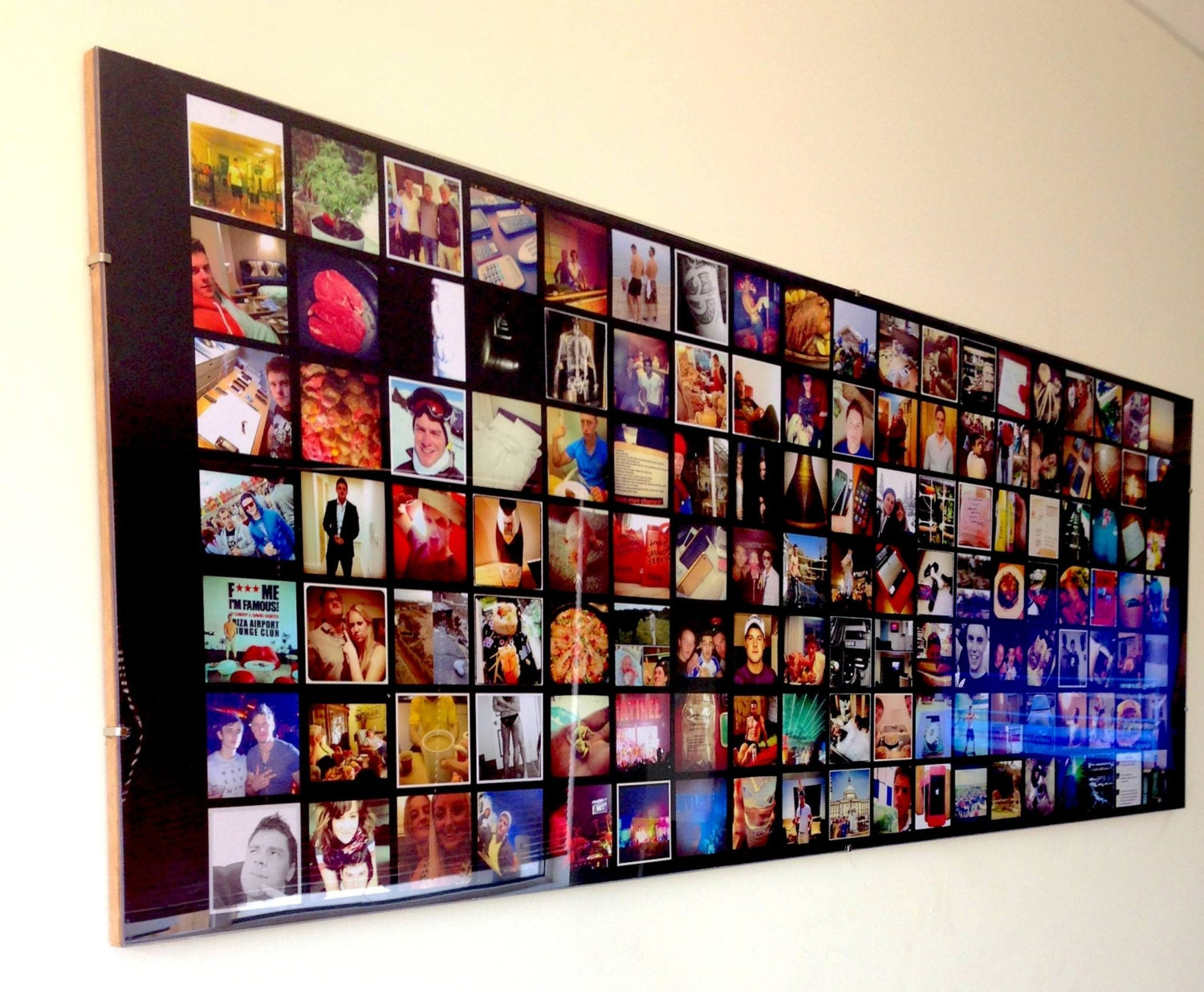 Instagram collage picture frame photo quality 40 inches zoom jeuxipadfo Gallery