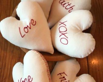 Handmade Hearts full of Love