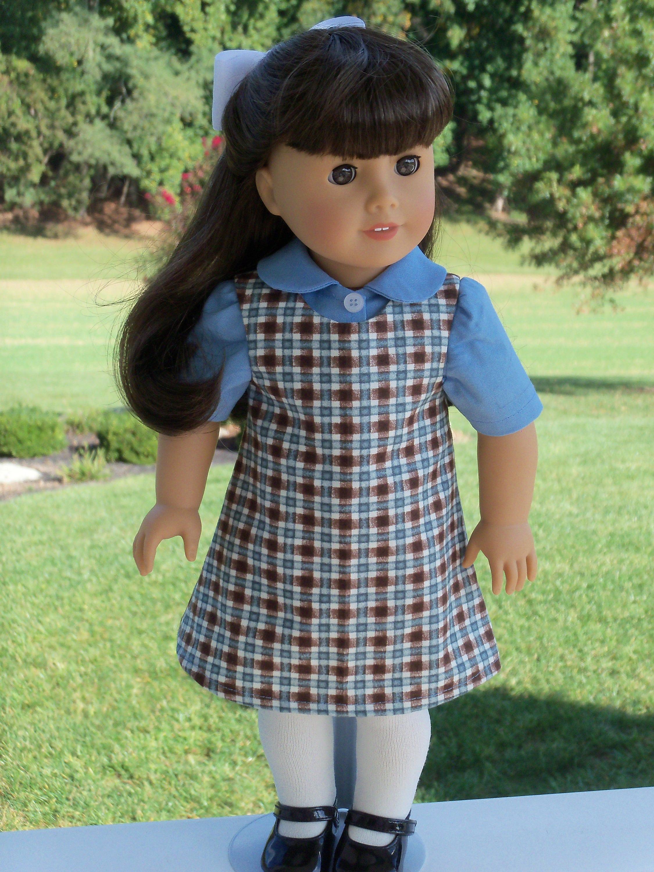 18 size pdf sewing pattern a class act school uniform pattern instant digital download jeuxipadfo Images