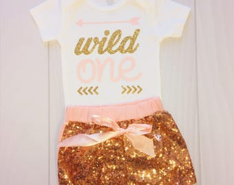 Wild One Birthday | Girl's First Birthday