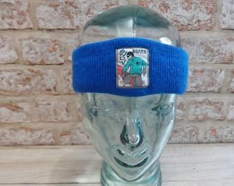 Snowboard Headband Retro 80's Approx.43cm x 5.5cm Winter Vintage