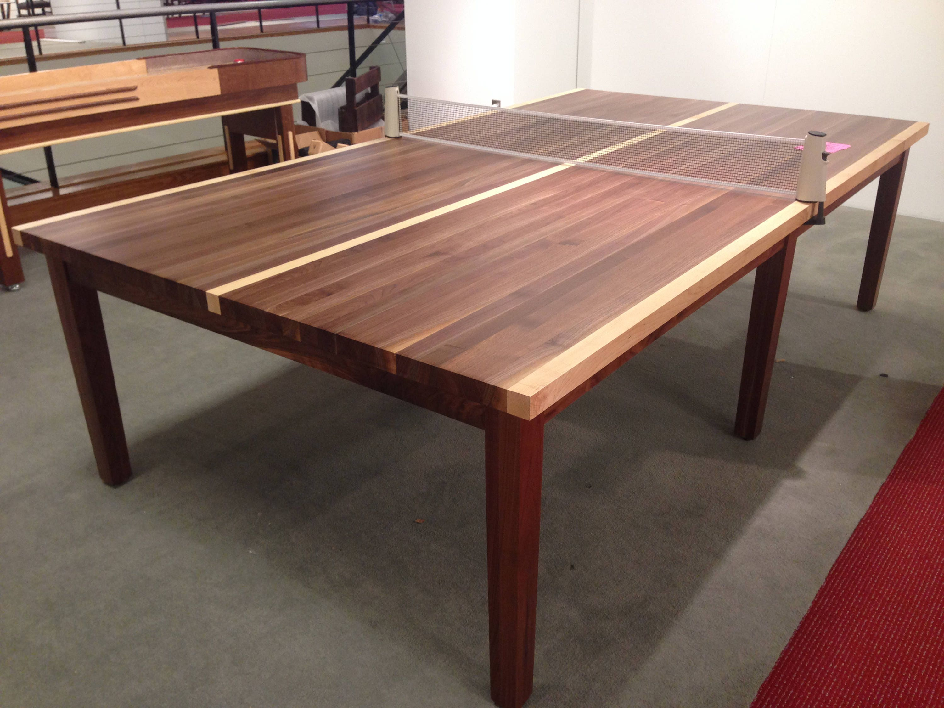 Wood Ping Pong Table Table Tennis Table Conference Table 2