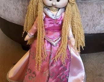 Cloth Doll, Disney princess 'Aurora'