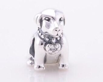 pandora dog charm