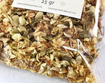 Jasmine Flower, flowers tea, organic tea, Flowering tea, aromatic tea, loose leaf tea, blooming flowers, tea gift for her, girlfriend gift,