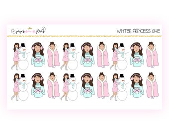 Pastel Winter Princess - 014