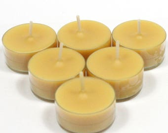 Lady Millions Handmade Premium Quality Highly Scented 6 Tea Light Candles