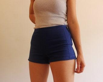 Vintage Blue shorts