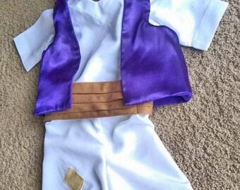 Aladdin Boy Costume, Baby Washable Outfit, PhotoProp Kid, Toddler First Birthday, Cake Smash Fez Harem, Fantasy Cosplay Youth, Disney Cruise