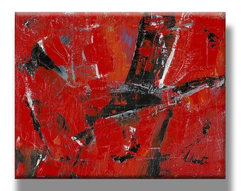 "Abstract Painting. ""Burkhard"""