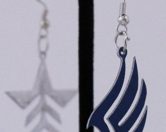 Mass Effect Earrings