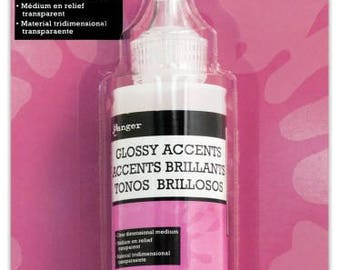 Ranger GLOSSY ACCENTS 2 oz bottle