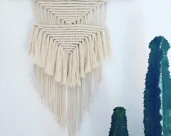 Wall hanging - Macrame