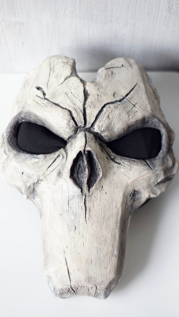 Death Darksiders Mask Darksiders mask...
