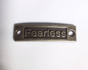 Charms-Bonze Bar Fearless - Lots of 2