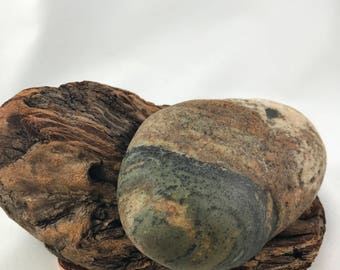 Rock, Driftwood, Home Decor, Gift with Purchase