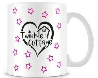 Twinkle Cottage Branded Mug