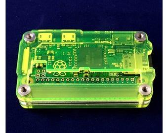 Zebra Zero for Raspberry Pi Zero & Zero Wireless - Laser Lime GPIO