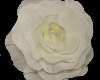 Extra Large Formed Rose Flower Wedding Centerpiece or Any Occasion 20""