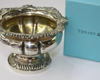 Tiffany & Co, Vase 8365 makers 75, Silver- soldered- E,F.