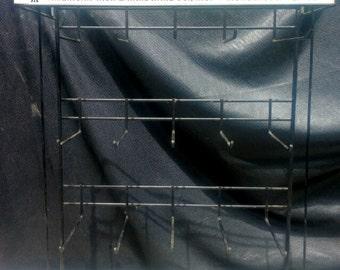 Vintage Display - Thumb Tack Wire Display Rack